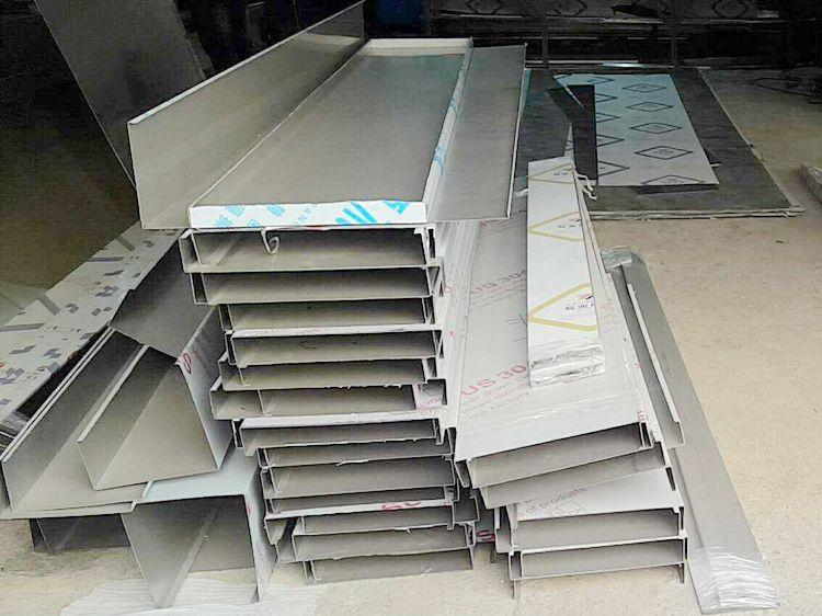 不锈钢剪板折弯